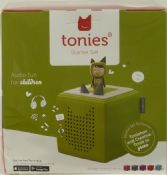 tonies 10054 Green toniebox Starter Set - special offer